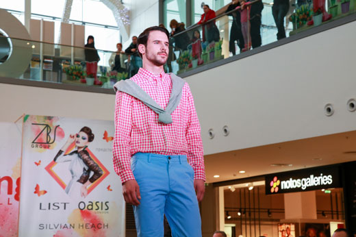 Пролетно ревю представи най-новите модни тенденции