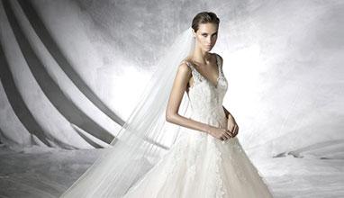 Нови булчински и официални рокли на Pronovias 2016 в бутик Bridal Fashion