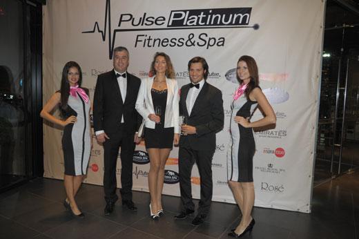 Mария Илиева и Орлин Павлов откриха нов модерен фитнес клуб