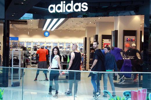 Революция Z повериха стила си в ръцете на adidas Originals