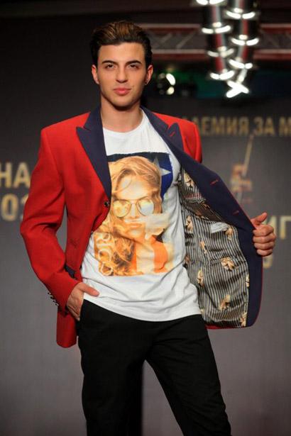 RICHMART ще представи колекция мъжка мода на Sofia Fashion Week 2015