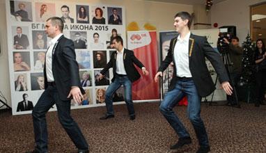 """Танцова формация RICHMART отново с атрактивно шоу на """"БГ МОДНА ИКОНА 2015"""""""