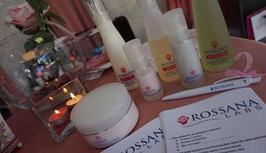 Rossana Labs предлага козметика със 100% натурално българско розово масло