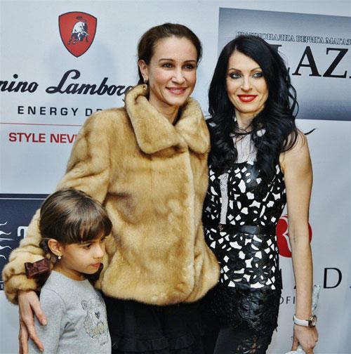 София Борисова показа новите си творения на грандиозно модно ревю