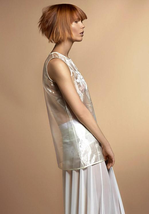 Световна компания се довери на София Борисова - нейни тоалети красят италианските Vogue и Amica