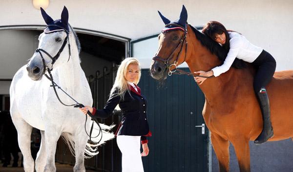 Horse Fashion Edition by Alexandra Staykova and Ekaterina Duneva с колекция на SFW 2015
