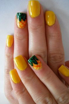 Spring-Summer 2015 Nail trends