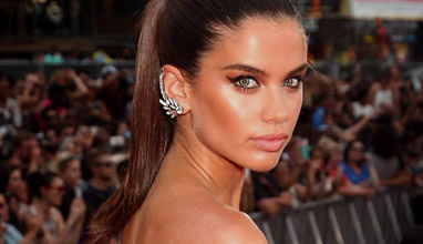 Sara Sampaio is 'the next Adriana Lima'