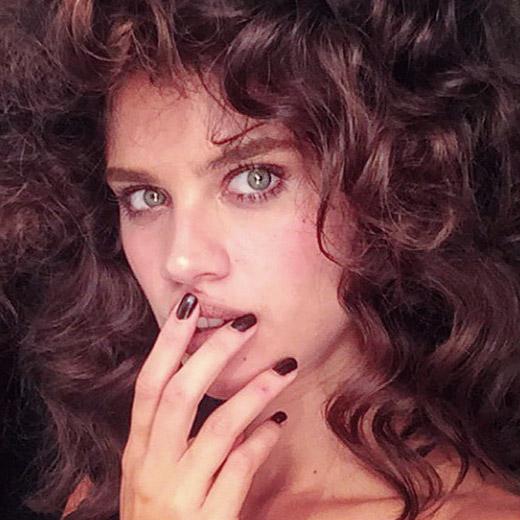 Sara Sampaio is 'the next Adriana Lima'