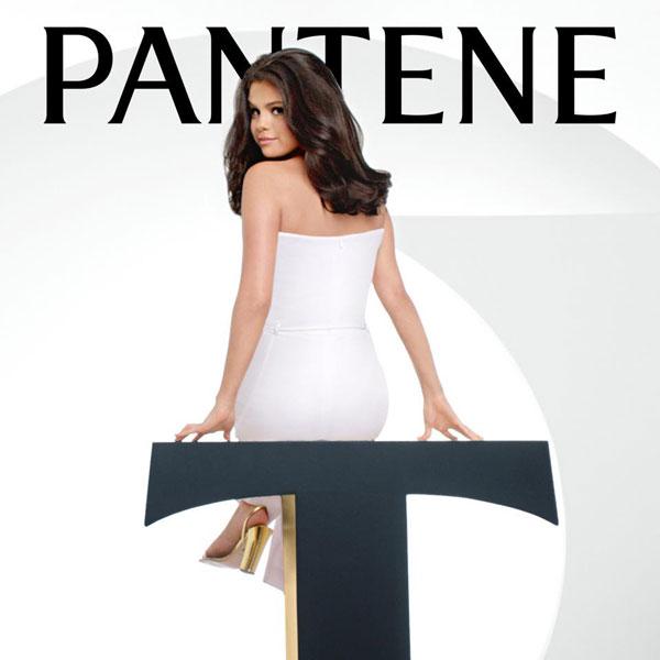 Селена Гомес е новото лице на Pantene