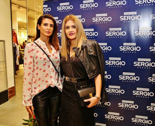 SERGIO BARONE с премиера в България