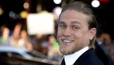 Charlie Hunnam is 2015 Sexiest Man Alive