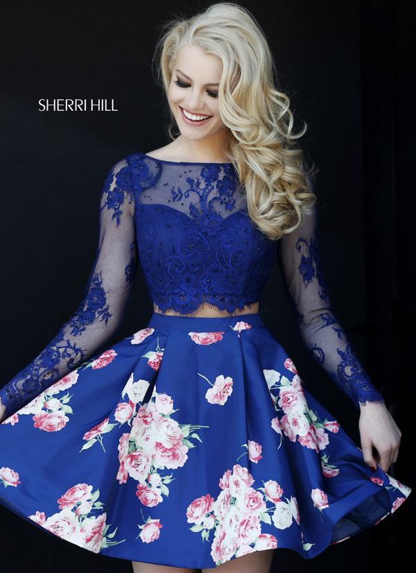 Колекция 2016 на Sherri Hill е в бутик Bridal Fashion
