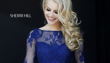 Колекция 2016 на Sherri Hill е в бутик Bridal Fashion