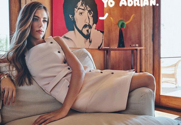 Дъщерята на Силвестър Сталоун стана модел