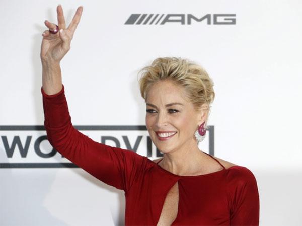 Актрисата Шарън Стоун стана лице на подмладяващи процедури