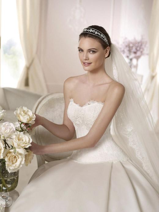 Сватбен център Брилянтин с подарък за булките в седмицата на 8-ми март!
