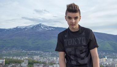 """Български тийнейджър покори """"Гласът на Германия"""""""