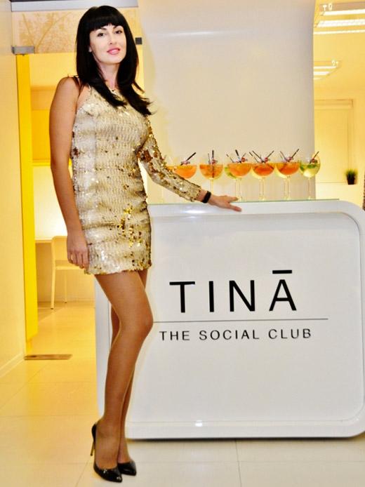 Tina Social Club: Вечер с вкус на Мода и Martini