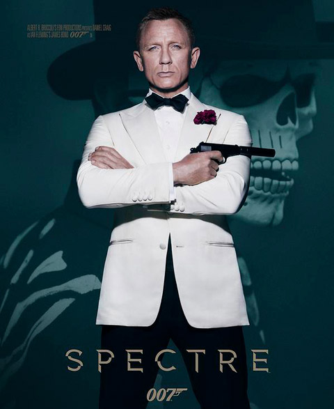 Tom Ford dresses Agent 007 in 'Spectre'