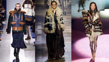 Модни тенденции Есен/Зима 2015-2016: Арктически косъм