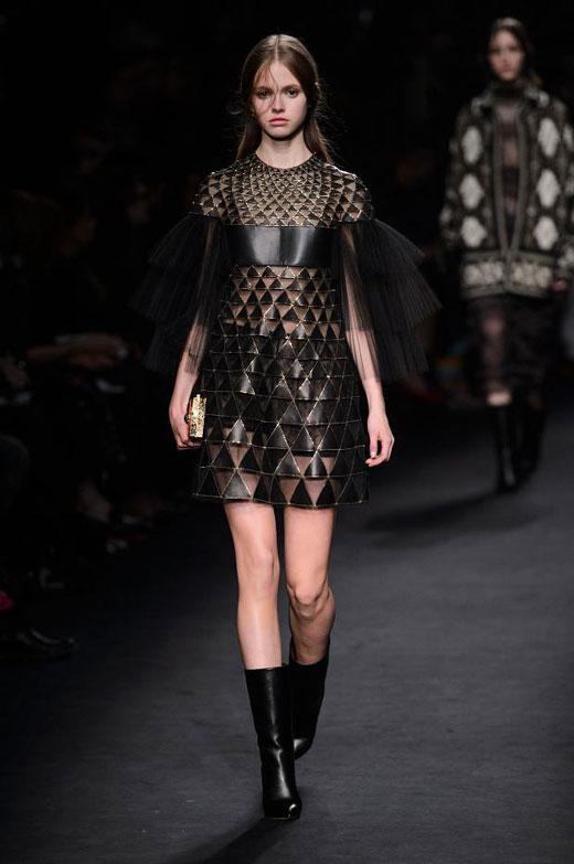 Модни тенденции Есен/Зима 2015-2016: Повече блясък