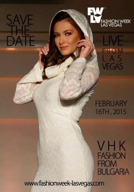 VHK Fashion by Veselka Krachunova at Fashion Week Las Vegas