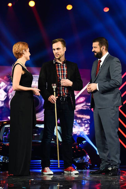 Ваня Джаферович - железният рицар