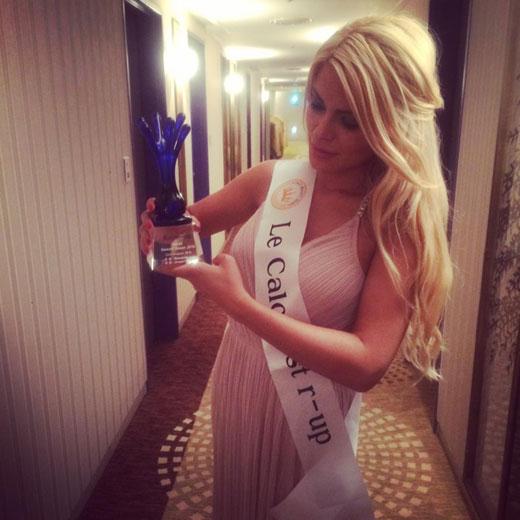 Българка стана първа подгласничка на един от най- престижните конкурси за красота World Beauty Queen