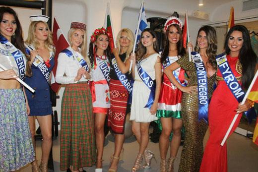 """Наше момиче стана """"Мис Туризъм Европа"""""""