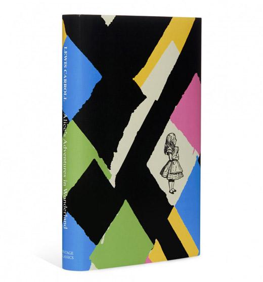Вивиан Уестууд създаде корица за ново издание на Алиса в страната на чудесата