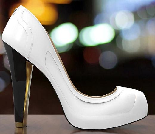 Смарт обувки променят цвета и визията си