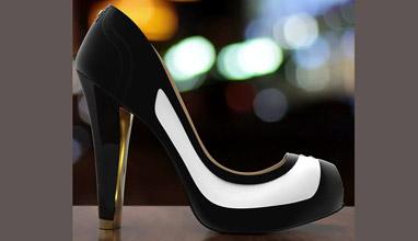 Смарт обувки променят цвета и визията си за секунди