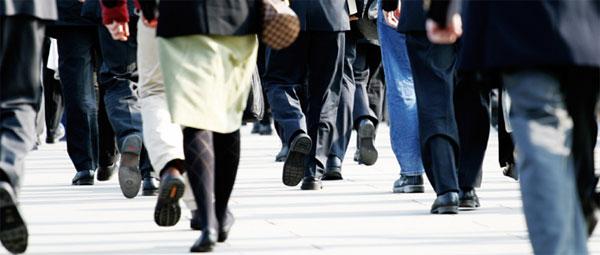Ходенето пеш - ключ към здравето