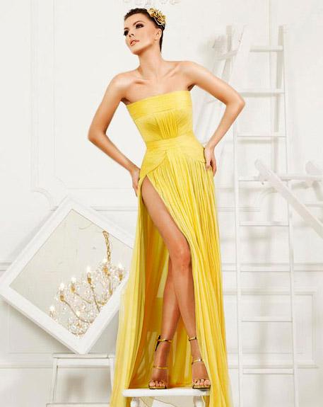 Акценти от седмицата: Жълто, лют червен пипер и Седмици на модата