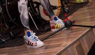 Революция Z отново заложиха на adidas ORIGINALS в последния си концерт