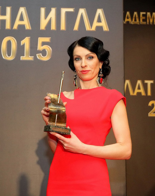 BTV Lady излъчва филм за Златна игла 2015