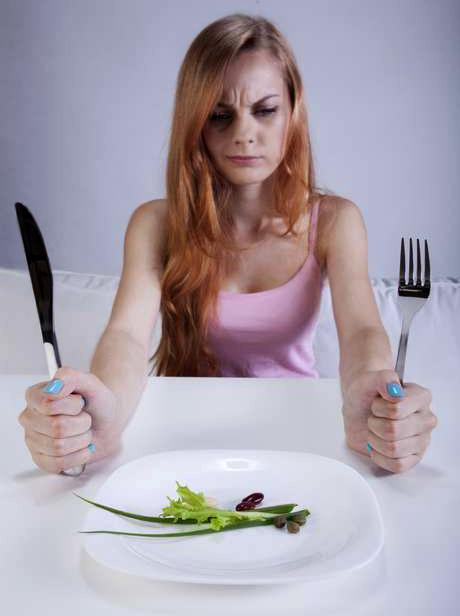 Още за хранителните разстройства Анорексия и Булимия