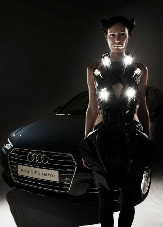 Рокли от части за Audi A4