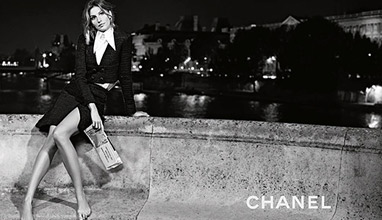 """Жизел Бюндхен позира за реклама на """"Шанел"""" боса"""