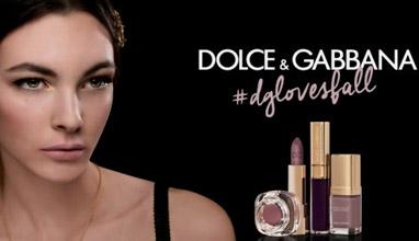 Dolce & Gabbana с колекция грим за Есен-Зима 2015/2016