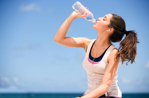 Отслабнете с помощта на водата