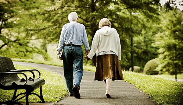 Удължете живота си с разходки