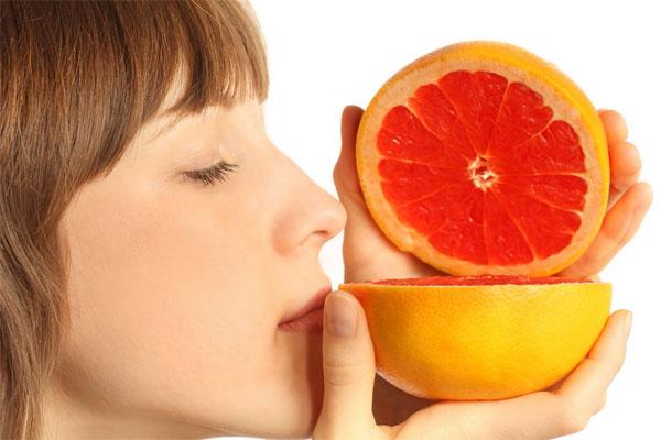 Не на апетита - аромaтерапия с грейпфрут