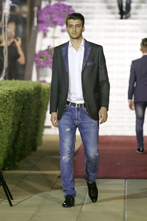 Men's suit jackets for Spring-Summer 2015 by Richmart