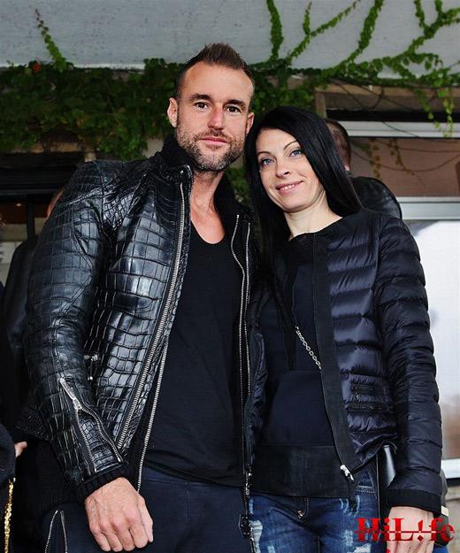 София Борисова посрещна своя колега Филип Плейн