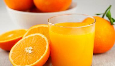 Портокалов сок пийнете и концентрирани бъдете