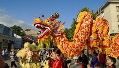 Русенски карнавал 2015 донесе много радост на малки и големи