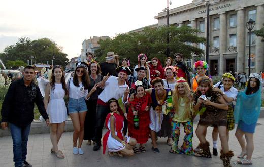 Русенски карнавал 2015