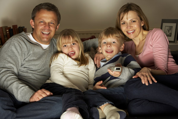 Пълноценно споделено време за щастлив семеен живот